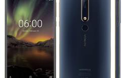 """Nokia 6 mới phiên bản Blue Gold 64gb - chiếc điện thoại lý tưởng dành cho """"mọt"""" game"""