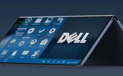 Không dừng lại ở máy tính, Dell còn âm thầm phát triển cả smartphone/tablet màn hình gập chạy Windows 10 ARM