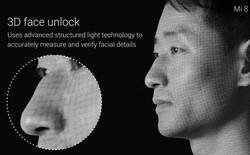 Nhận diện khuôn mặt 3D, Xiaomi Mi 8 đã đưa Android tiến thêm một bước trong công cuộc... chạy theo iPhone X