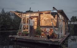 Du lịch khắp Châu Âu bằng thuyền, cuộc sống tuyệt vời đáng mơ ước của hai nhiếp ảnh gia người Đức