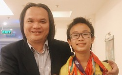Chỉ mới lớp 7, nam sinh này đã giành Huy chương Bạch kim Olympic Toán Châu Á Thái Bình Dương vòng Quốc gia