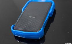 Đánh giá Apacer AC631: Ổ cứng di động siêu bền bỉ của Apacer