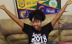 Nữ sinh 17 tuổi trúng tuyển 113 trường đại học Mỹ với học bổng lên đến 103 tỷ đồng