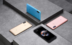 """Xiaomi Redmi Note 5: """"quái kiệt chụp ảnh"""" giá rẻ chuẩn bị ra mắt tại Việt Nam"""