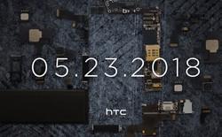 HTC sử dụng bảng mạch của iPhone cho thư mời ra mắt U12+?