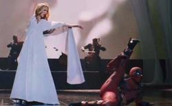 """""""Thánh lầy Deadpool"""" lại giở trò, mời cả Celine Dion tới hát nhạc phim cho mình rồi nhảy ballet phụ họa"""