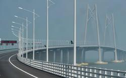 Trung Quốc khánh thành cầu vượt biển dài nhất thế giới, đi 62km từ Hồng Kông sang Ma Cao chỉ mất 30 phút