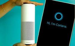 [Microsoft Build 2018] Lần đầu tiên, Microsoft trình diễn màn kết hợp giữa hai trợ lý ảo Cortana và Alexa