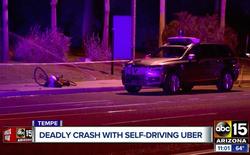 """Vụ tai nạn do Uber gây ra: Xe tự lái đã """"nhìn"""" thấy nạn nhân từ xa nhưng cho rằng đó chỉ là một chiếc túi nilon"""