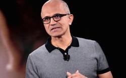 CEO Satya Nadella khẳng định niềm tin của khách hàng sẽ là chìa khóa giúp Microsoft vượt qua Amazon và Google