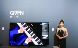 Samsung chính thức giới thiệu phiên bản TV QLED 2018 với nhiều tính năng độc đáo và thông minh hơn