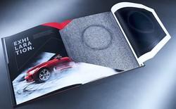 Ô tô của KIA khó có thể drift nhưng sách quảng cáo xe của họ thì có thể drift khét lẹt ngay trên trang giấy