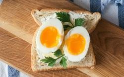 Ăn 1 quả trứng mỗi ngày giúp phòng tránh nhiều bệnh tim mạch nguy hiểm