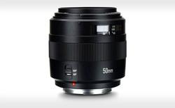 Yongnuo ra mắt ống kính 50mm f/1.4 II cho ngàm Canon EF: thiết kế chắc chắn hơn, 7 lá khẩu cho bokeh sao 14 cánh, giá chỉ bằng một nửa hàng Canon