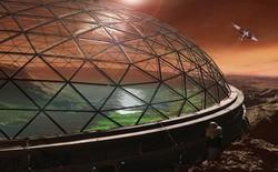 """Ý tưởng táo bạo của anh chàng kiến trúc sư người Mỹ: """"Trồng"""" nhà trên Sao Hỏa từ rễ nấm"""