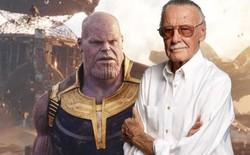 """""""Bố già"""" Stan Lee cảnh cáo Thanos nên bắt đầu """"cuốn gói"""" khỏi Trái Đất"""