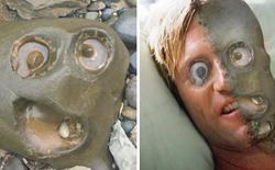 Tảng đá hình khuôn mặt ngớ ngẩn gây ra trận chiến Photoshop hài hước nhất quý II 2018