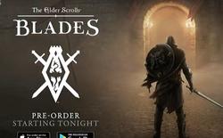 Tựa game kế tiếp trong series Elder Scrolls sẽ là một game RPG trên điện thoại mang tên Blades