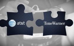 Nhà mạng AT&T chính thức tiến hành sáp nhập với gã khổng lồ Time Warner, bằng thương vụ trị giá kỷ lục 85,4 tỷ USD