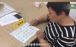 Vẽ lại bản đồ để shipper khỏi phải đền tiền vì giao đồ ăn muộn, bà cô Trung Quốc chiếm trọn cảm tình của Internet