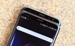 Màn hình Galaxy S10 có thể phát ra âm thanh thay thế loa thoại