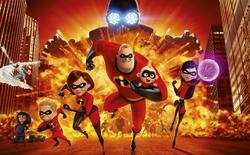 """""""Incredibles 2"""" có thể gây hại cho khán giả mắc các hội chứng nhạy cảm với ánh sáng"""