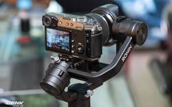 Đập hộp gậy chống rung máy ảnh DJI Ronin S đầu tiên tại Việt Nam - 1 gậy để cân cả Thế giới