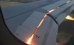 Máy bay chở đội tuyển Saudi Arabia bốc cháy trên không trung khiến cầu thủ xanh mặt
