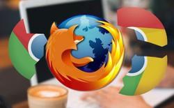 Nếu bạn lo cho tính riêng tư của mình, đã đến lúc từ bỏ Chrome để chuyển sang Firefox