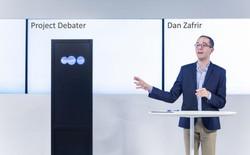 IBM công bố dự án AI Debater có khả năng tranh cãi với con người bằng tiếng Anh