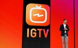 Instagram ra mắt IGTV, sẵn sàng cạnh tranh với YouTube