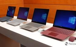 Microsoft bắt đầu bán Surface Laptop Core i5, RAM 8GB và SSD 128GB với giá 999 USD