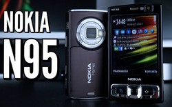 Nokia N95: Chiếc điện thoại bứt phá mọi giới hạn trước thời kỳ iPhone