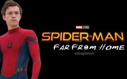 """""""Chúa lỡ mồm"""" Tom Holland lại ung dung làm lộ tên chính thức hậu truyện Spider-man?"""