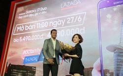 Cơ hội sở hữu ngay Galaxy J7 Duo với giá sốc 4,69 triệu đồng trên Lazada