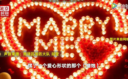 Trung Quốc: Thắp nến cầu hôn bạn gái, chàng trai vô tình thiêu rụi phòng khách sạn, phải đền bù hơn 860 triệu đồng