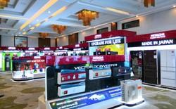 Hitachi ra mắt nhiều thiết bị điện gia dụng với nhiều cải tiến