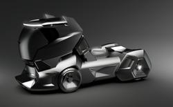 Concept xe tải Audi: Đẹp và sang hơn cả Tesla Semi