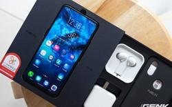 Vivo NEX, smartphone không tai thỏ, màn hình chiếm trọn mặt trước đầu tiên trên thế giới đã về Việt Nam