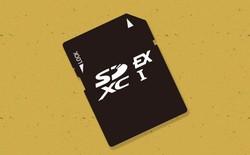 Sắp có thẻ nhớ SD với dung lượng lên tới 128TB