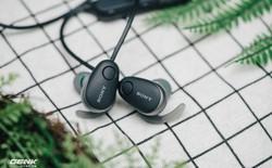 Đánh giá tai nghe không dây Sony WI-SP600N - Phổ cập tai nghe chống ồn chủ động