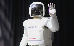 Vĩnh biệt Asimo - Niềm tự hào công nghệ Nhật Bản bị Honda khai tử