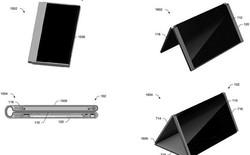 """Surface Phone của Microsoft có khả năng """"biến hình"""" với 5 tư thế khác nhau"""