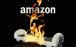 Chiến thắng trong vụ kiện hoverboard phát nổ cho thấy quyền lực trong mô hình kinh doanh của Amazon lớn như thế nào