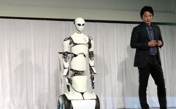 """Công ty viễn thông Nhật Bản ra mắt robot """"Avatar"""", cho phép bạn nghe, nhìn, cảm nhận thông qua nó"""