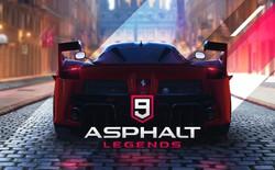 Asphalt 9: Legends chính thức lộ diện trong video trailer ngắn, sẽ ra mắt vào mùa hè năm nay trên cả iOS và Android
