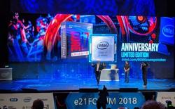 [Computex 2018] Intel ra mắt Core i7-8086K kỷ niệm 50 năm thành lập, phiên bản CPU giới hạn có thể đạt xung nhịp 5GHz