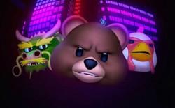 Apple tung video tam ca animoji gấu - rồng - gà hát karaoke trước thềm WWDC 2018