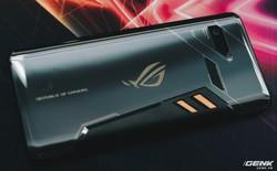 Trên tay Asus ROG Phone: Smartphone gaming thứ thiệt với cấu hình khủng, thiết kế hầm hố và loạt phụ kiện hỗ trợ cho game