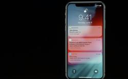 [WWDC 2018] Cuối cùng Apple cũng cập nhật tính năng gộp thông báo cho iOS